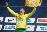 Eksperto nuomonė: A.Gudžius pretenduos į medalį Tokijuje, stipriosios lietuvių rungtys – dvi