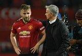 """""""Man Utd"""" gynėjas: """"Dirbant su J.Mourinho sugebėjau prarasti pasitikėjimą savimi"""""""