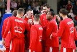 """FIBA Europos taurės turnyre """"Juventus"""" susitiks su Vengrijos klubu"""