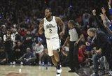 K.Leonardas neigia milžiniškus dėdės reikalavimus iš NBA komandų