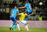 """Draugiškos rungtynės: """"Marseille"""", """"Lyon"""" ir """"Monaco"""" šventė pergales, galimas """"Sūduvos"""" varžovas pralaimėjo Bilbao ekipai"""