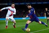 """Didžiąją rungtynių dalį atsilikinėjusi """"Barcelona"""" palaužė """"Alaves"""""""