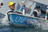 Prestižinėje buriavimo regatoje Ispanijoje G.Scheidt užėmė 6-ą vietą