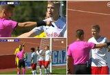 Neįtikėtina: UEFA Jaunimo lygoje vartininkas atrėmė tris iš eilės lietuvio paskirtus baudinius