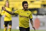 """Kiek uždirba """"Borussia"""" žvaigždė J.Sancho?"""
