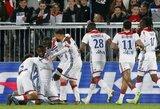 """""""Lyon"""" rungtynių pabaigoje išplėšė pergalę prieš """"Bordeaux"""""""