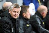 """""""Manchester United"""" treneris teisintis nenori: """"Esame nusivylę"""""""