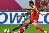 """""""Telekom"""" taurės pusfinalyje – """"Bayern"""" po baudinių serijos eliminavo """"Dusseldorf"""""""