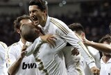 """""""Real"""" klubas vasarą sieks išnuomoti N.Sahiną"""