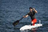 V.Korobovas pasaulio jaunimo čempionate liko greta prizininkų pakylos