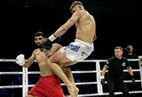 """Po debiutinės pergalės S.Maslobojevas atsidūrė """"Glory"""" reitinge"""