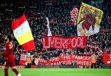 """UEFA prezidentas patvirtino: koronavirusas nesutrukdys """"Liverpool"""" iškovoti """"Premier"""" lygos titulo"""