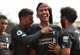 """""""Liverpool"""" pergalę prieš """"Southampton"""" apkartino grubi Adriano klaida"""