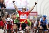 A.Kruopis ketvirtajame dviračių lenktynių Olandijoje etape finišavo 23-ias