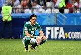 """J.Brandtas: """"Ne M.Ozilas buvo kaltas dėl Vokietijos fiasko pasaulio čempionate"""""""