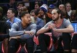 """""""Bulls"""" savininkas paaiškino, kodėl iškeitė D.Rose'ą ir J.Noah"""