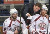 """Rygos """"Dinamo"""" viltys patekti į KHL atkrintamąsias varžybas blėsta (+ kiti rezultatai)"""