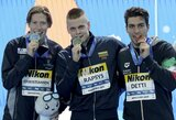 R.Meilutytė į pasaulio čempionatą nevyks, Lietuvai atstovaus 8 plaukikai