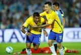 """Paulinho tikisi, jog P.Coutinho atvyks į """"Barcelona"""" klubą"""
