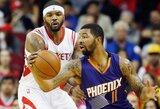 """M.Morriso įsigeidusi """"Rockets"""" jau paruošė pasiūlymą """"Suns"""" ekipai"""