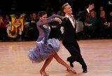 Baigiamosios sportinių šokių sezono transliacijos Lietuvoje