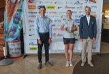 Lietuvos atvirajame jaunimo golfo čempionate pasiektas naujas aikštyno rekordas