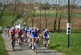 Daugiadienėse dviračių lenktynėse Belgijoje startavo trys lietuviai