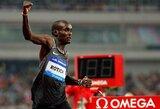 Sportininku apsimetęs ir šlapimo mėginį pridavęs treneris išmestas iš olimpiados