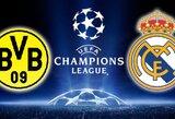 """KONKURSAS: Atspėkite """"Borussia"""" – """"Real"""" rungtynių rezultatą ir laimėkite """"Puma"""" rankinę bei kitus prizus! (atnaujinta)"""
