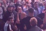 """Pamatykite: """"UFC 239"""" turnyre C.Nurmagomedovą ir N.Diazą turėjo skirti apsauga"""