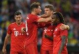 """Jokio gailesčio: """"Bayern"""" varžovams mušė 23 įvarčius be atsako"""