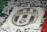 """""""Juventus"""" klubas nubaustas 30 tūkstančių eurų bauda"""
