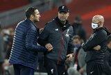 """F.Lampardo iškeiktas J.Kloppas: """"Frankui reikia išmokti patylėti po finalinio švilpuko"""""""
