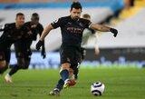 """""""Chelsea"""" įsitrauks į kovą dėl S.Aguero parašo"""