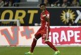 """Vokietijoje – sunki """"Bayern"""" pergalė prieš autsaiderius"""