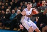 T.Lekūnas tapo savaitės MVP