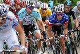 Klasikinėse dviračių lenktynėse Šveicarijoje E.Juodvalkis finišavo 35-as