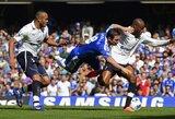 """Londono derbis tarp """"Chelsea"""" ir """"Tottenham"""" baigėsi be įvarčių"""