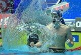 Pasaulio taurės rekordą pagerinęs D.Rapšys Japonijoje iškovojo aukso medalį!