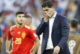 F.Hierro paliko Ispanijos rinktinės trenerio postą
