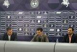 Prasidėjo pasaulio salės futbolo čempionato Lietuvoje organizavimo darbai