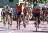 A.Šilinytė Europos jaunimo dviračių sporto čempionato grupinėse lenktynėse finišavo 7-a