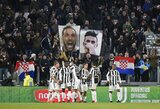 """Italijoje - lengva """"Juventus"""" pergalė"""