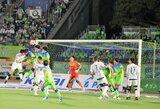 Lengvaatlečiams – dėmesys per Japonijos futbolo rungtynes
