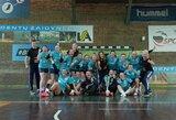 17-metės rankininkės įvartis nulėmė Garliavos komandos triumfą Lietuvos čempionate