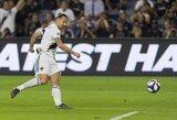 MLS lygos vadovas patvirtino, kuris klubas medžioja Z.Ibrahimovičių