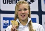 Čempionatų rekordą pagerinusi R.Meilutytė iškovojo Europos auksą!