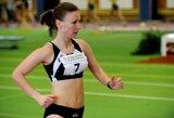 B.Virbalytė sportinio ėjimo varžybose Čekijoje finišavo antra