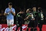 """""""Real Betis"""" šventė sunkią pergalę Vigos mieste"""