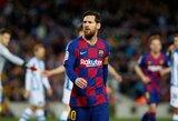 Ispanijos žiniasklaida: J.Bartomeu nepaleidžia L.Messi, nes kitaip galėtų atsidurti kalėjime